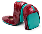 Ruby Red Patent