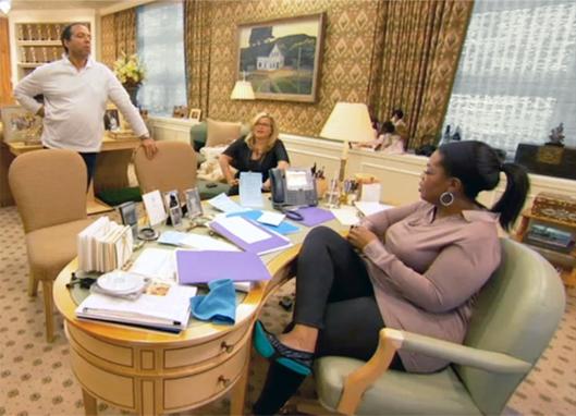 Oprah Office