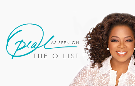 NEW HOMEPAGE The O List