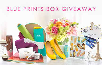 Desktop Spring Giveaway Box 2015