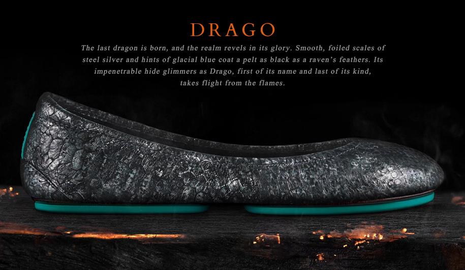 Drago Ballet Flats | Tieks Ballet Flats